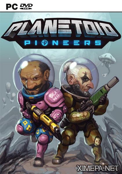 постер игры Planetoid Pioneers