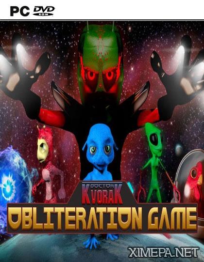 постер игры Doctor Kvorak's Obliteration Game