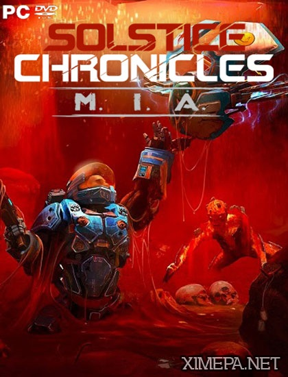 постер игры Solstice Chronicles: MIA