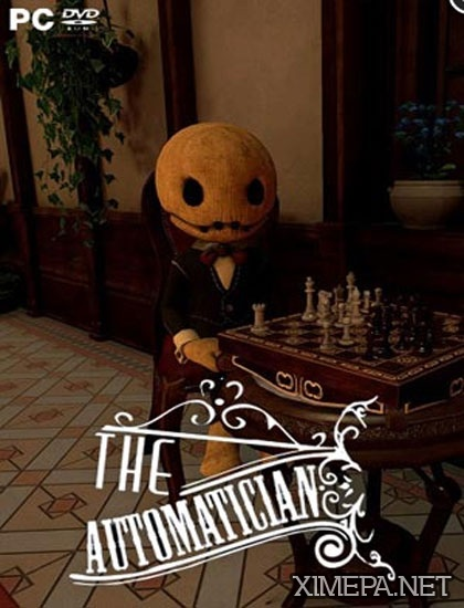 постер игры The Automatician