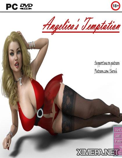 постер игры Angelica's Temptation