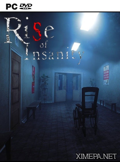 постер зрелище Rise of Insanity