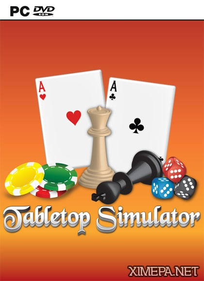 постер игры Tabletop Simulator