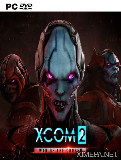 постер игры XCOM 2: War of the Chosen