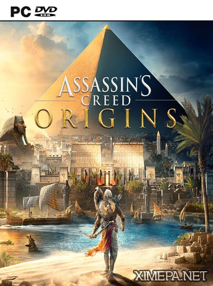 постер игры Assassin's Creed: Origins