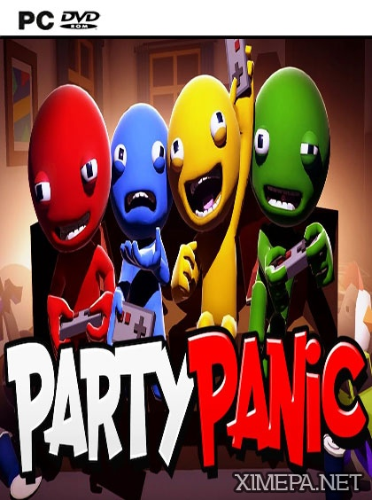 постер зрелище Party Panic