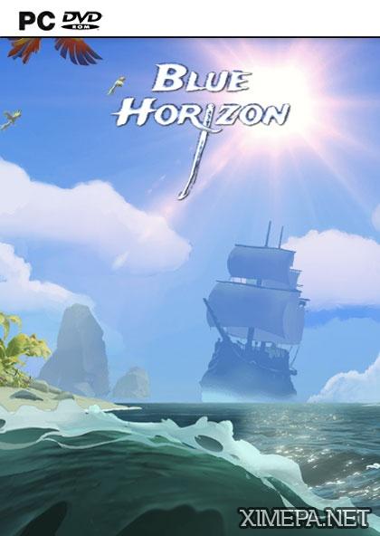 постер игры Blue Horizon
