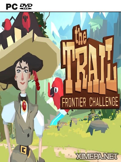постер игры The Trail: Frontier Challenge