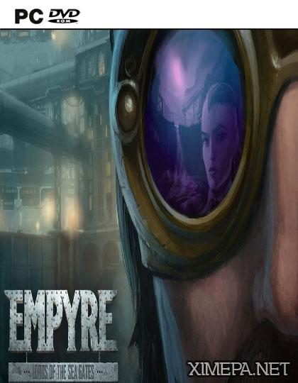 постер игры EMPYRE: Lords of the Sea Gates