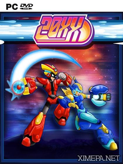 постер игры 20XX
