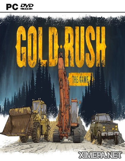 постер Gold Rush: The Game