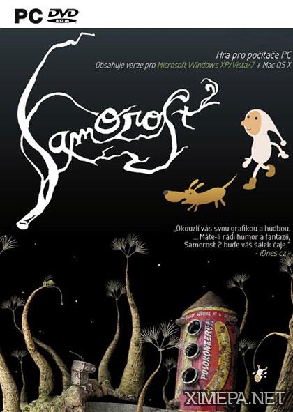 постер игры Samorost 2