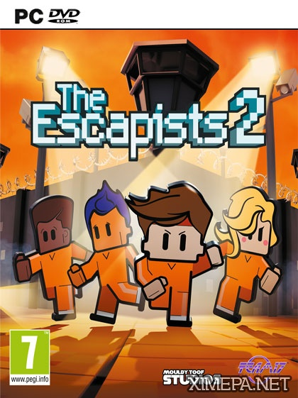 постер игры The Escapists 2