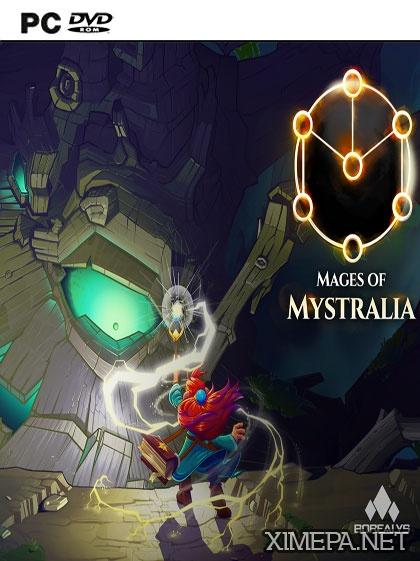 постер игры Mages of Mystralia Archmage