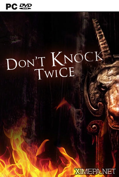 постер игры Don't Knock Twice