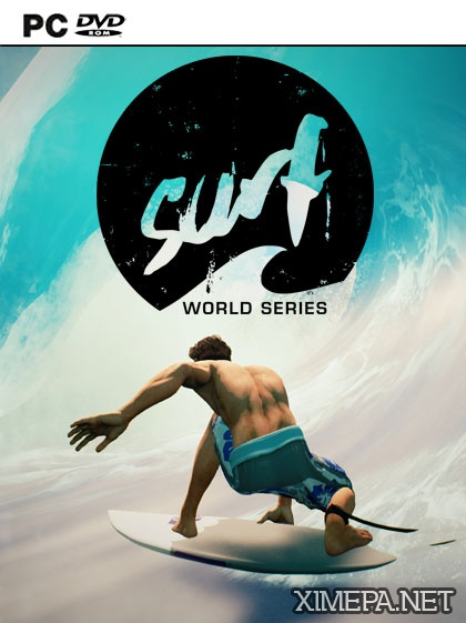 постер игры Surf World Series