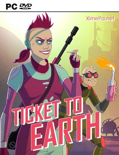 постер игры Ticket to Earth
