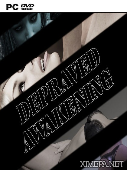 постер игры Depraved Awakening