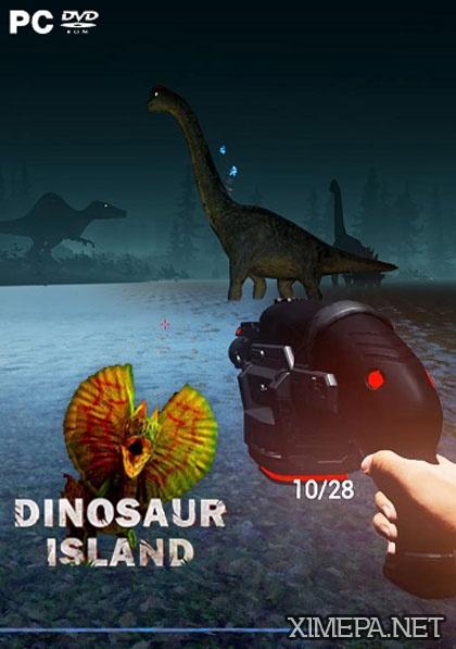 постер игры Dinosaur Island