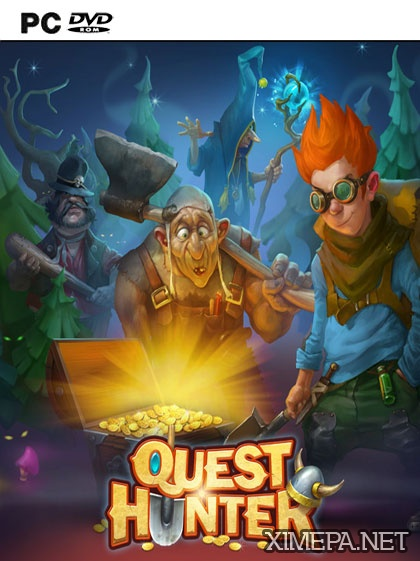 постер игры Quest Hunter