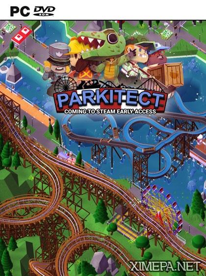 постер игры Parkitect