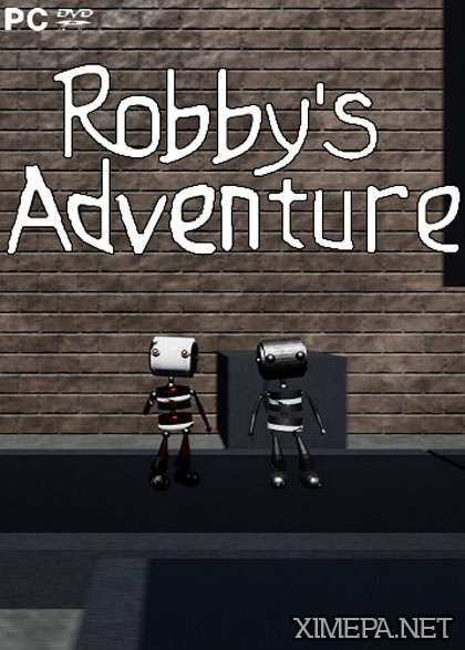 постер игры Robby's Adventure