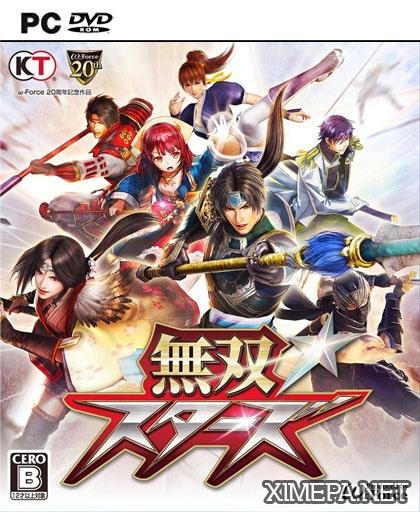 постер игры Warriors All-Stars