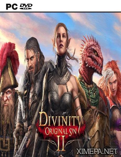 постер игры Divinity: Original Sin 2