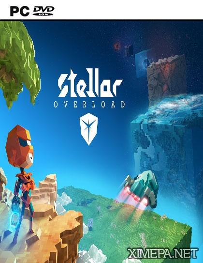 постер игры Stellar Overload