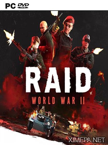 постер игры RAID: World War 2