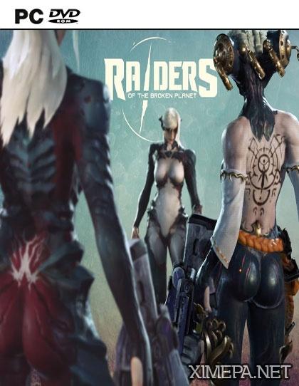 постер игры Raiders of the Broken Planet