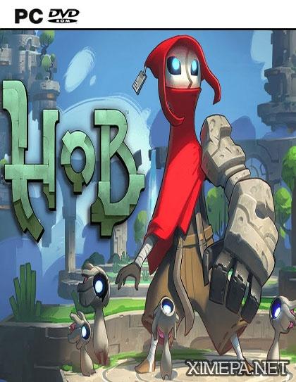 постер игры Hob