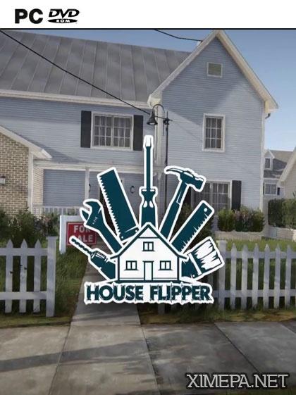 постер игры House Flipper