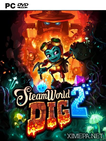 постер игры SteamWorld Dig 2