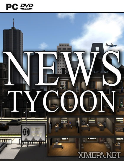 постер игры News Tycoon