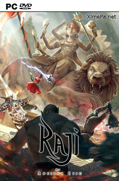 постер игры Raji: An Ancient Epic