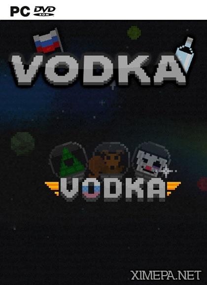 постер игры VODKA \ Водка