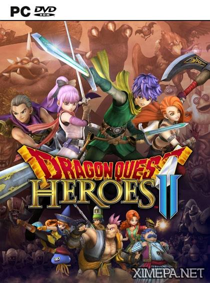 постер игры Dragon Quest Heroes 2