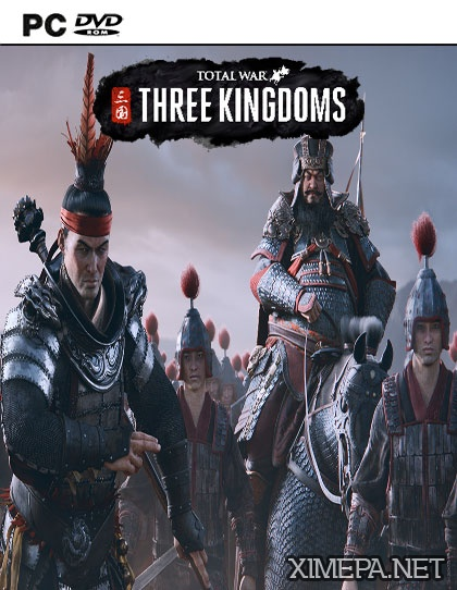 постер игры Total War: Three Kingdoms