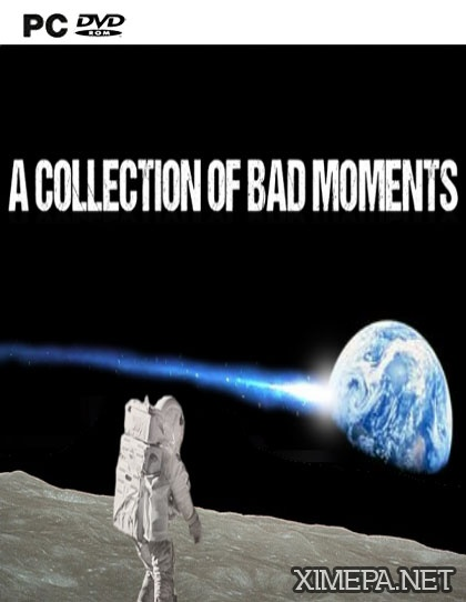 постер игры A Collection of Bad Moments