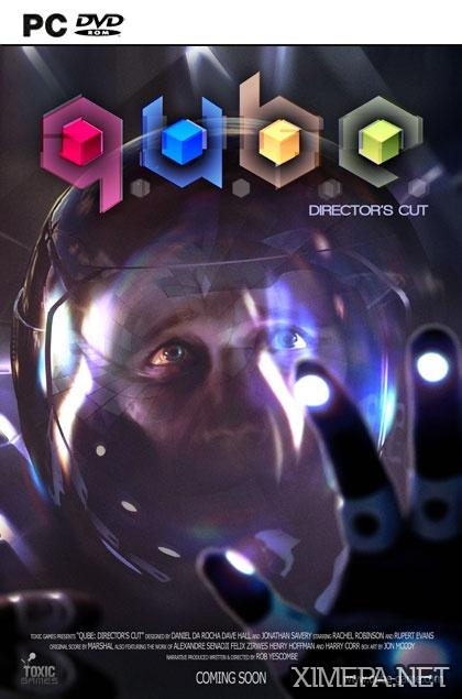 постер игры Q.U.B.E. Director's Cut