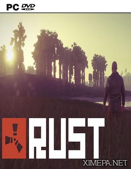 постер игры Rust Legacy