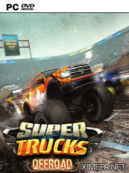постер игры SuperTrucks Offroad
