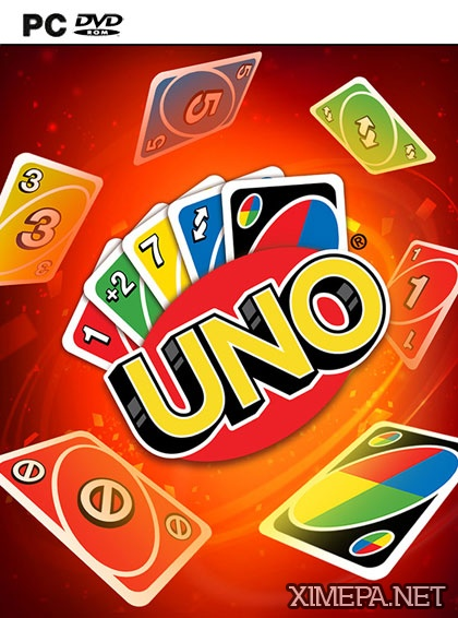 постер игры UNO