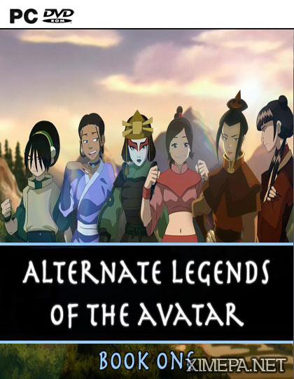 постер игры Alternate Legends of the Avatar