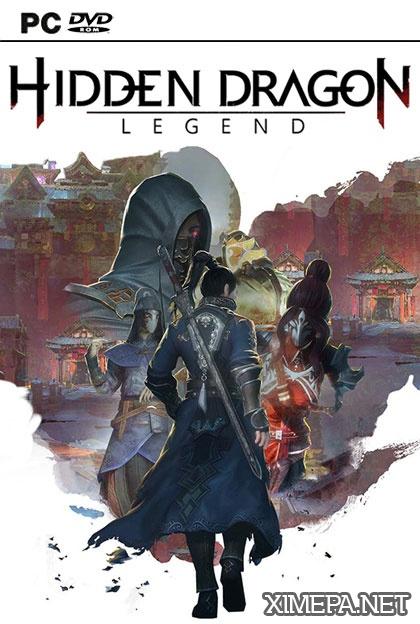 постер игры Hidden Dragon: Legend