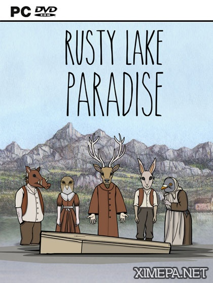 постер игры Rusty Lake Paradise