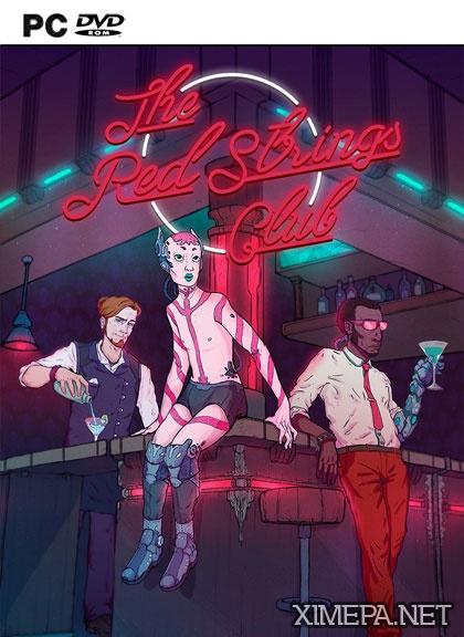 постер игры The Red Strings Club