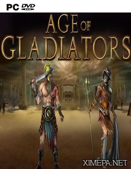 Постер игры Age Of Gladiators