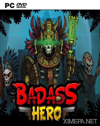 постер игры Badass Hero